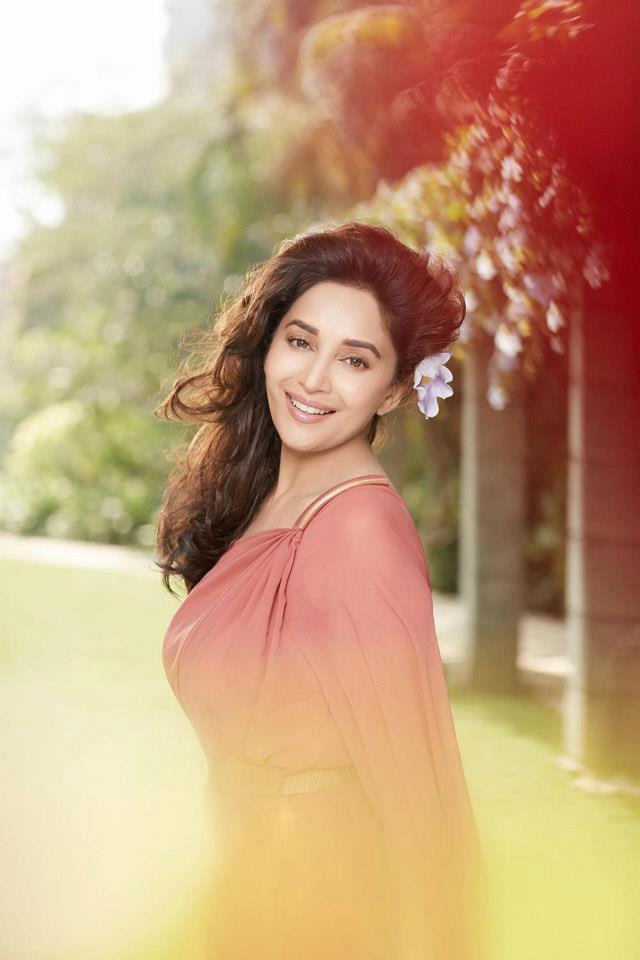 Madhuri Beautiful Look Photo Shoot For Asia Spa Magazine India April 2013