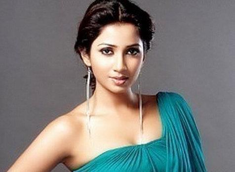 shreya ghosal beautiful look -#main