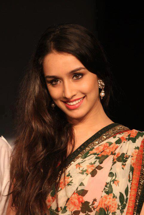 Shraddha Kapoor Cute Smiling Look Beautiful Look Photo Still