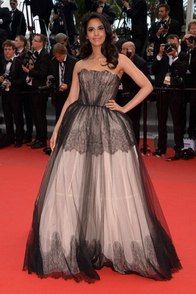 Mallika Sherawat At Cannes Film Festival  Day 4