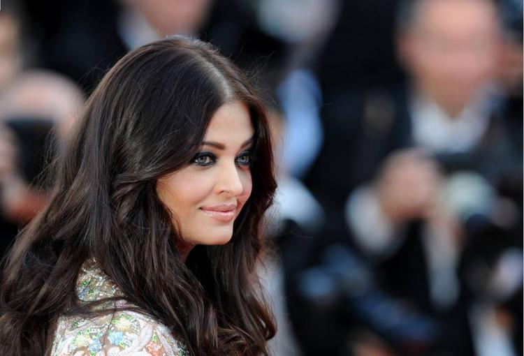 Aishwarya Rai At The Premiere Of Blood Ties At The Cannes Film Festival