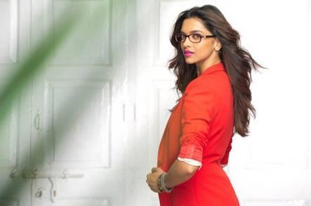 Deepika Padukone Latest Still Vogue Eyewear 2013