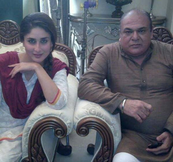 Kareena Kapoor Snapped With Her Screen Father From GTPM