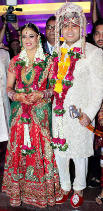 Star Studded Wedding Of Shweta Tiwari And Abhinav Kohli