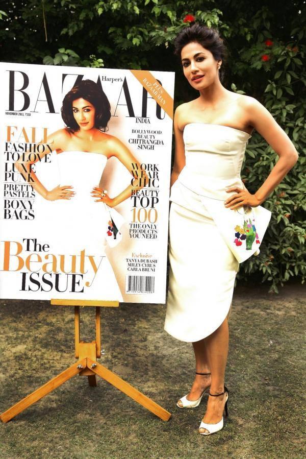 Chitrangada Singh Looks Ravishing In Dior On The Cover Of The Magazine