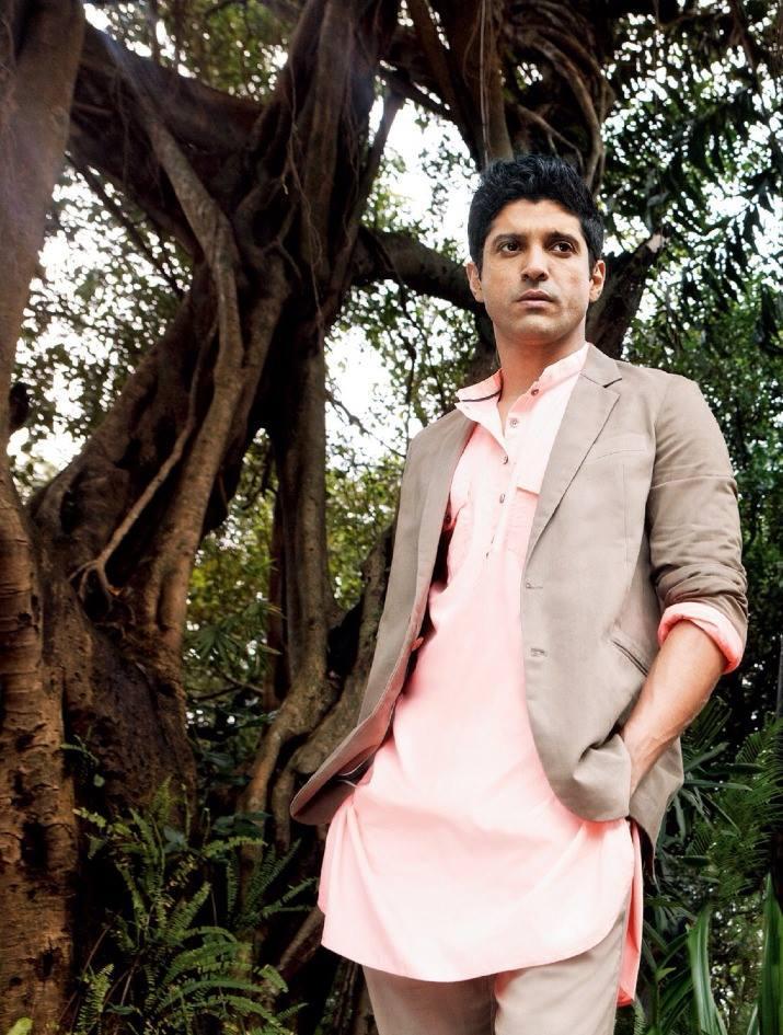 Style Icon Farhan Akhtar Latest Photo Shoot For Filmfare Nov Issue