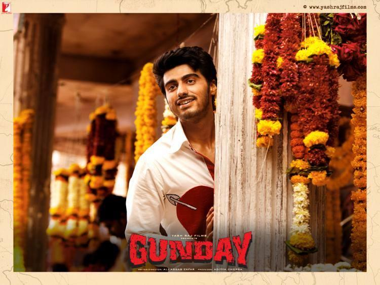 New Stills From Gunday Starring Ranveer,Priyanka And Arjun