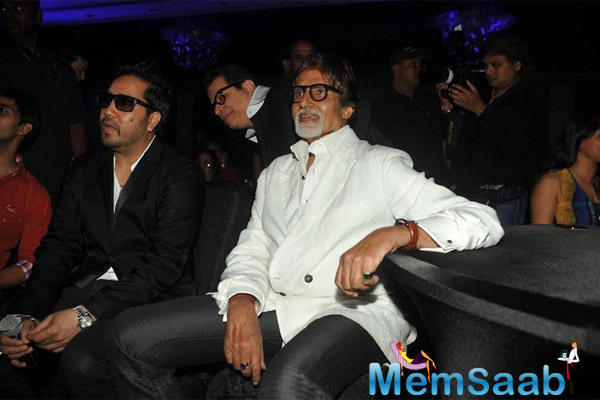 Big B Launches Film Balwinder Singh Famous Ho Gaya Music
