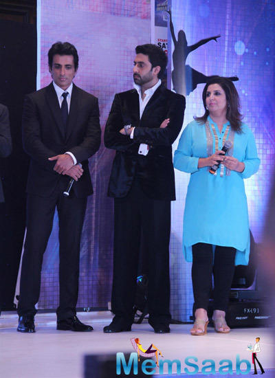 Happy New Year Movie Stars Launched Zee TV New Reality Show