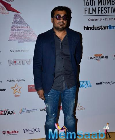 Bollywood Stars At 2014 Mumbai Film Festival Day 5