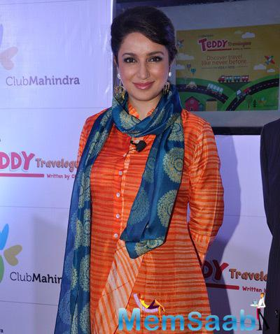 Club Mahindra Launches Teddy Travelogues With Tisca Chopra