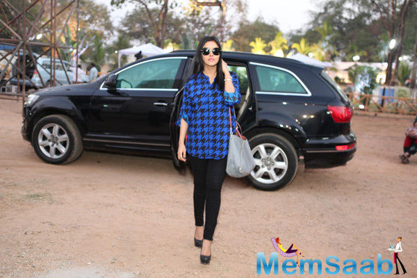 Asin Thottumkal Clicked Arriving For A Song Shoot Of The Movie