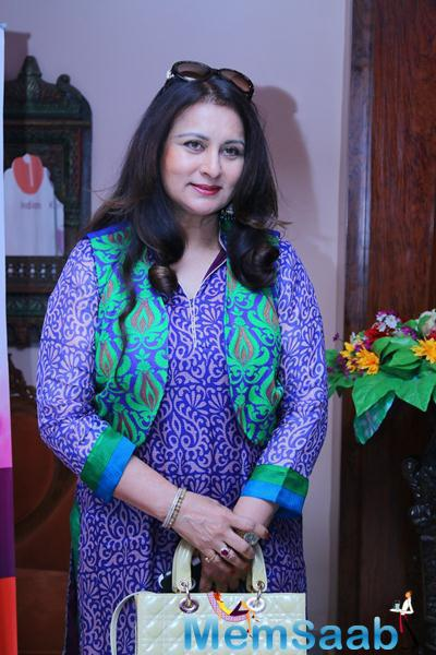 Poonam Dhillon Looks Stunning During The IKL Launch