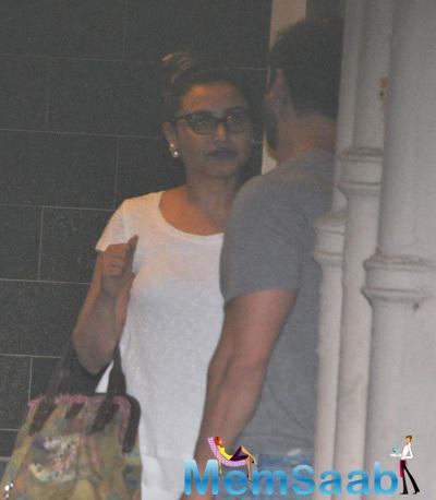 Rani Mukherji Visits Salman Khan On Night Of Hit-And-Run Verdict