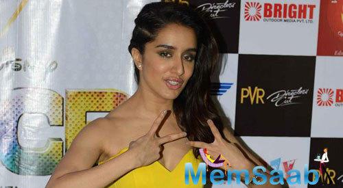 Shraddha Kapoor Looked Like Doll In Yellow Sunshine Philipp Plein Dress