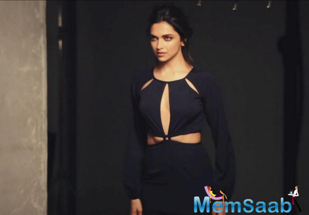 Deepika Padukone smoky hot look for Filmfare magazine January issue