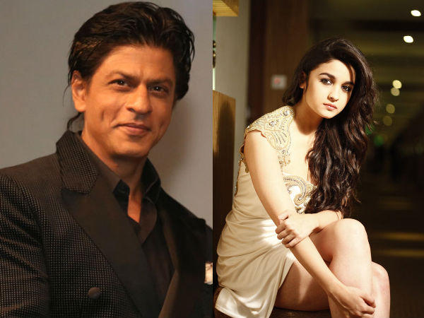 Shah Rukh Khan had too much fun filming with Alia Bhatt.
