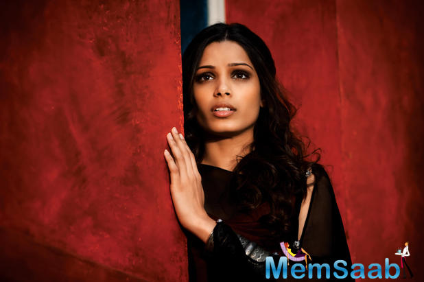 Indian-origin actress Freida Pinto, who has famous in Hollywood very well, revealed that she is playing Mowgli's adoptive mother in 'Jungle Book Origins'.