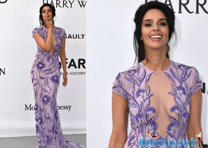 Time Raiders, directed by Hong Kong-based filmmaker Daniel Lee, was screened at Cannes. This is not the first time that Mallika has made an appearance at the Cannes Film Festival.