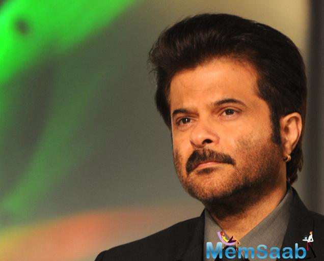 Eminent actor-philanthropist Anil Kapoor interacted with kids as a goodwill ambassador for child rights organisation Plan India.