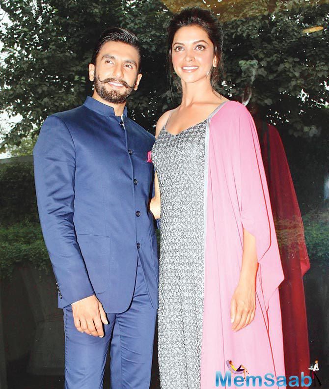 Deepika and Ranveer are one of the most stable and hottest ...