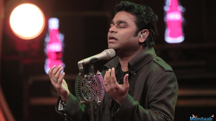 A. R. Rahman India's second musician to perform at UN