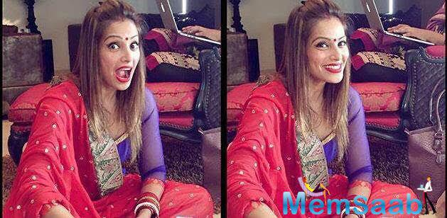 Newly married Bollywood screen queen Bipasha Basu Singh Grover had an extra special Raksha Bandhan this year and why not this is her first rakhi post wedding!