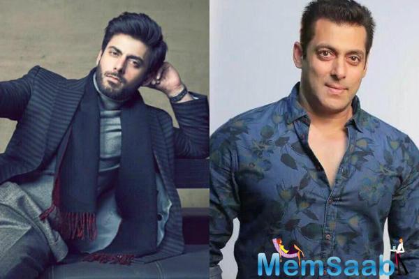 Handsome Pakistani star Fawad Khan will be a part of Salman Khan Films' next  flick with Nitin Kakkar.