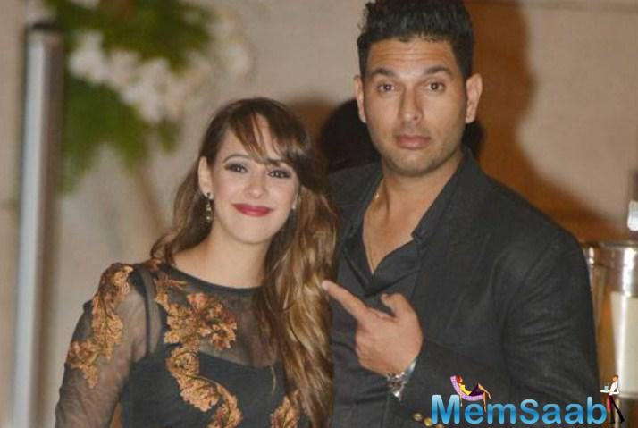 Yuvraj Singh gets hooked up with Hazel Keech on December: More details