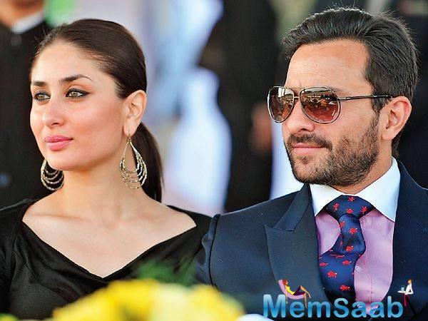 Proud parents to be! Kareena & Saif to name their child as 'Saifeena'