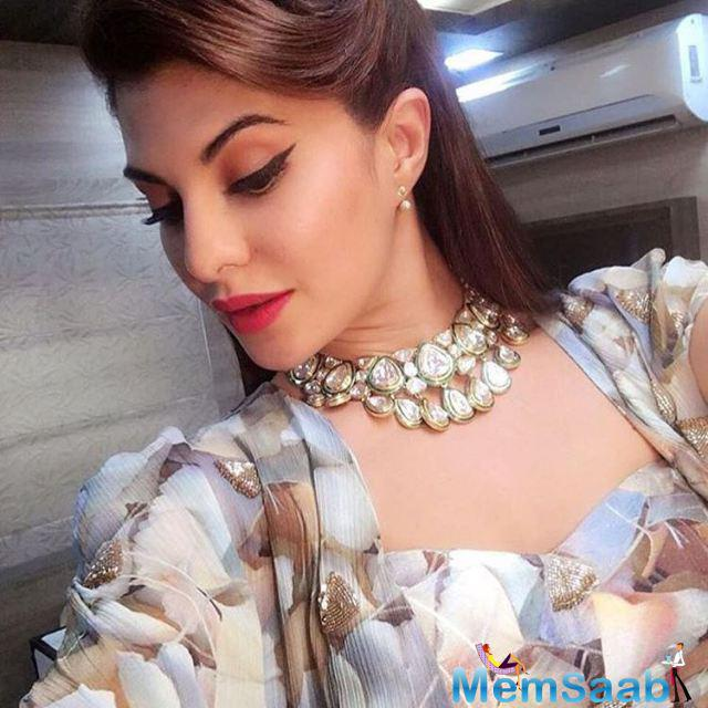 Jacqueline is all set to host opening ceremony of JIO MAMI Film Festival