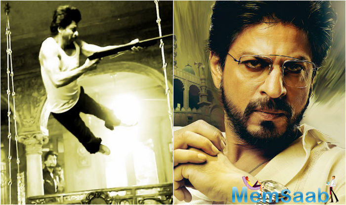 SRK's Raees trailer be released in the next 48 hours: find here the truth