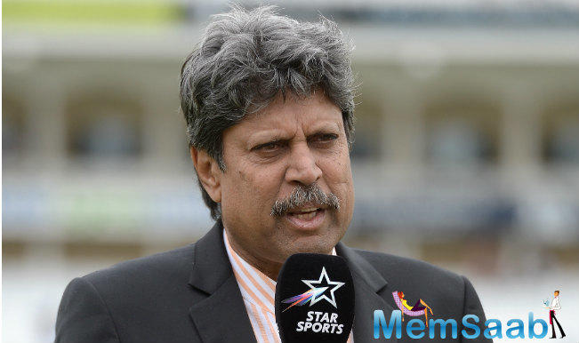 Kapil Dev: MS Dhoni has enough experience and he should continue as skipper