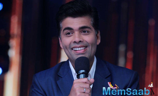 Karan embarrassed of the state for its regressive approach towards homosexuality