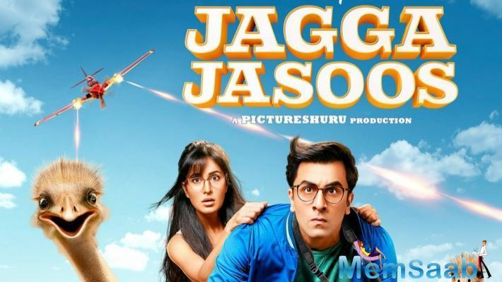 After many ups and downs finally Jagga Jasoos is going in full swing, it will hit the cinemas on April 7.