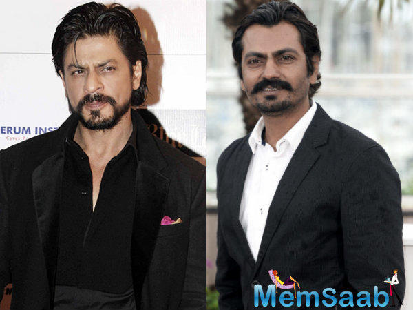 Raees promo gives a peek into Shah Rukh Khan and Nawazuddin Siddiqui's love-hate relationship in the film.