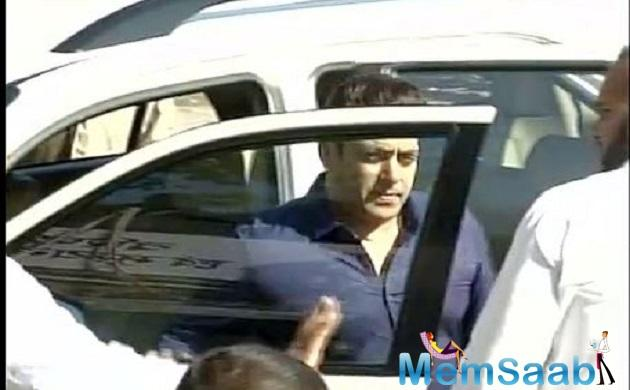 """I am not guilty"", says Salman Khan on the alleged killing of blackbuck deer"