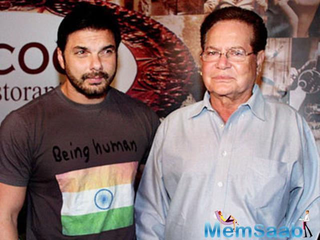 Sohail Khan: Abba wanted one of his sons to become a cricketer