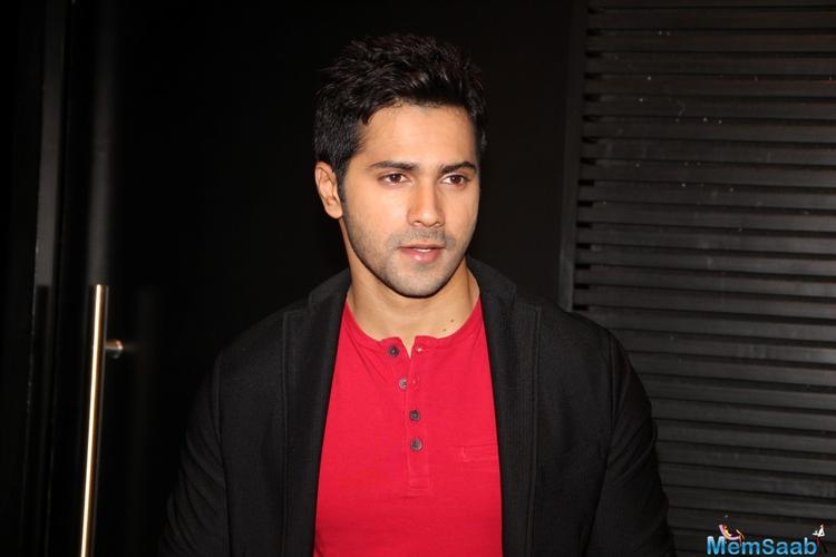 Varun Dhawan words don't want to disappoint Salman Khan