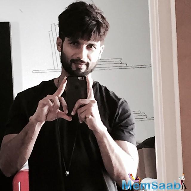 shahid kapoor hair style these days shahid intention is to make a and he 9558 | these days shahid intention make good film and he has been concentrating doing qualitative movies