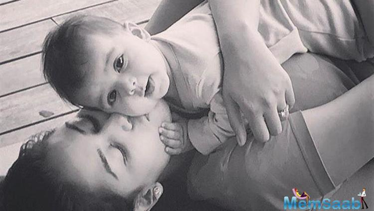 Shahid Kapoor shares daughter Misha's first image with Mira Rajput