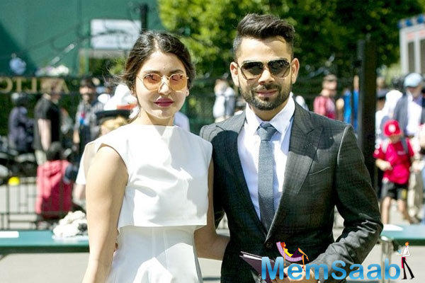 Virat Kohli and Anushka Sharma's love relationship has been a roller coaster ride.