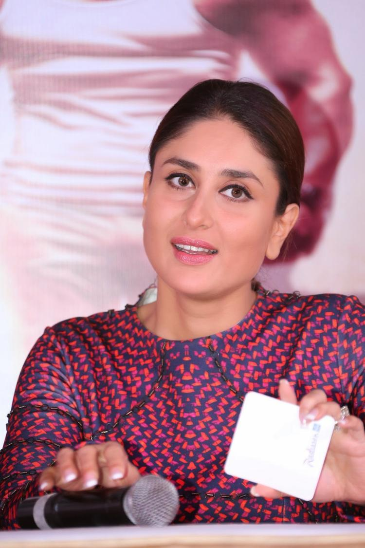 Kareena: Social media is entirely about self-publicity