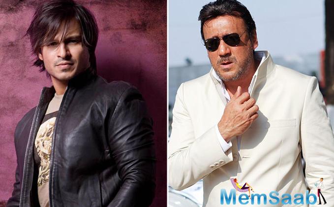 Vivek Oberoi, Jackie Shroff  in talks for a Telugu film, which will also star Prabhas