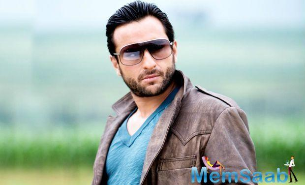 According to a report, The actor-filmmaker Saif Ali Khan is gearing up for Part 2.