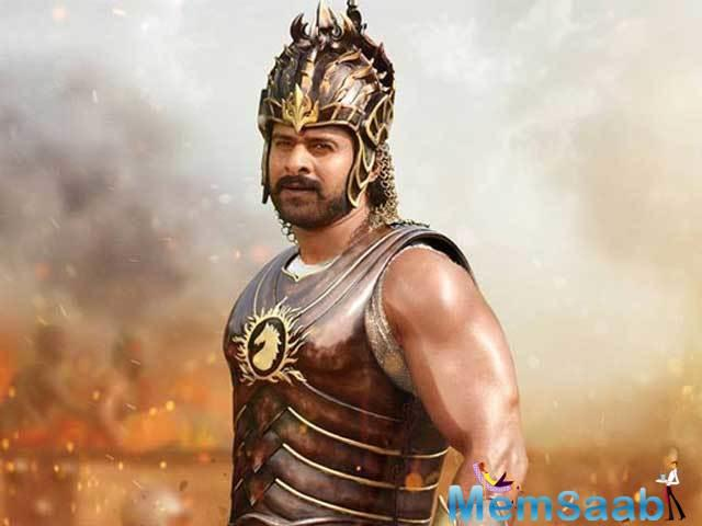 Both Rana Daggubati and Prabhas are overwhelmed with the response to the trailer.