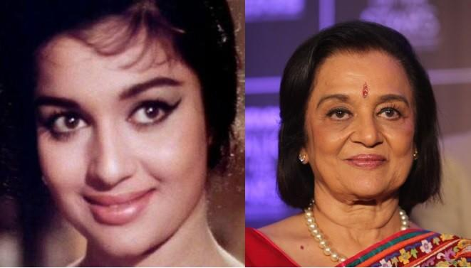 Evergreen beauty Asha Parekh: I regret not working with Dilip Kumar