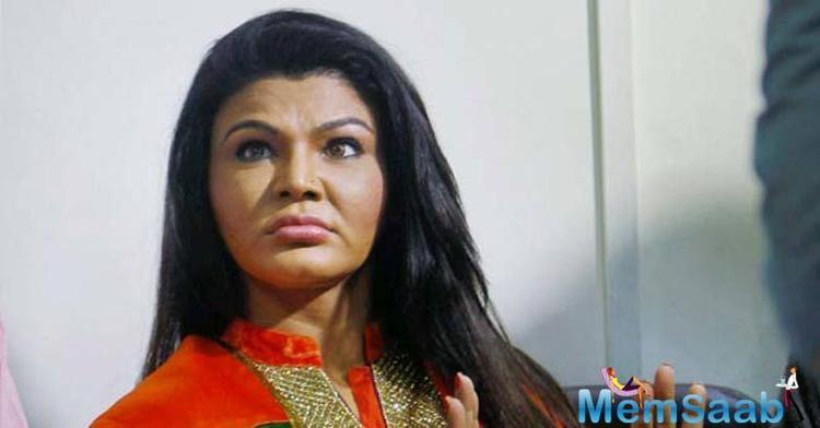 Arrest warrant against Rakhi Sawant for hurt religious sentiments of Valmiki community