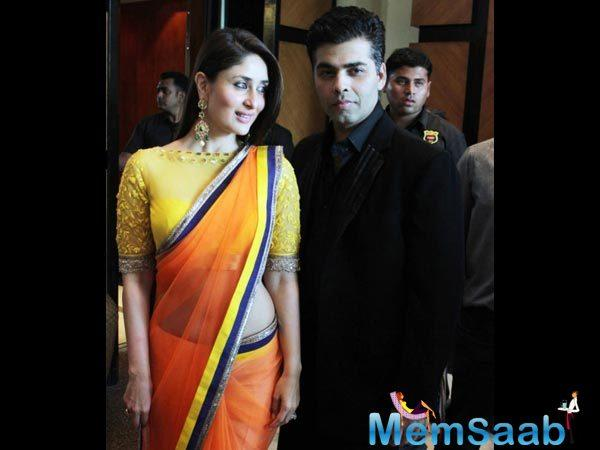 Kareena and Karan Johar to reunite for a rom-com after Veerey Di Wedding?