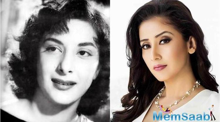 Manisha Koirala: No qualms in playing Ranbir's mother in Dutt biopic